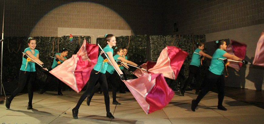 brianza color guard junior