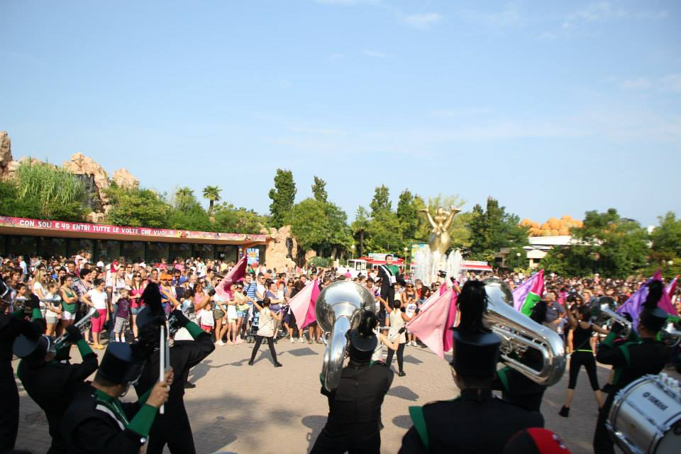 marching band in italia