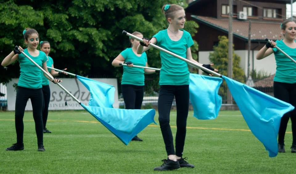 musica bambini color guard junior veduggio