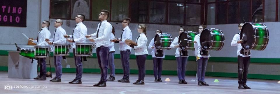 Brianza indoor percussion