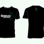t-shirt Brianza Parade Band di colore nero