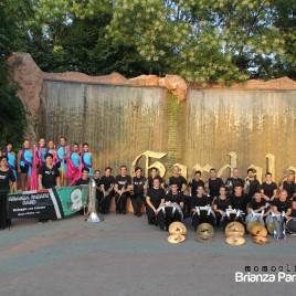 brianza parade band gardaland