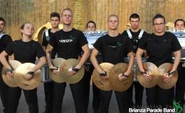 cymbals line