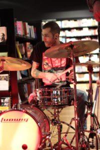 thomas poletti insegnate percussioni