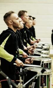 scuola di musica percussioni
