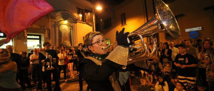 marching band brianza