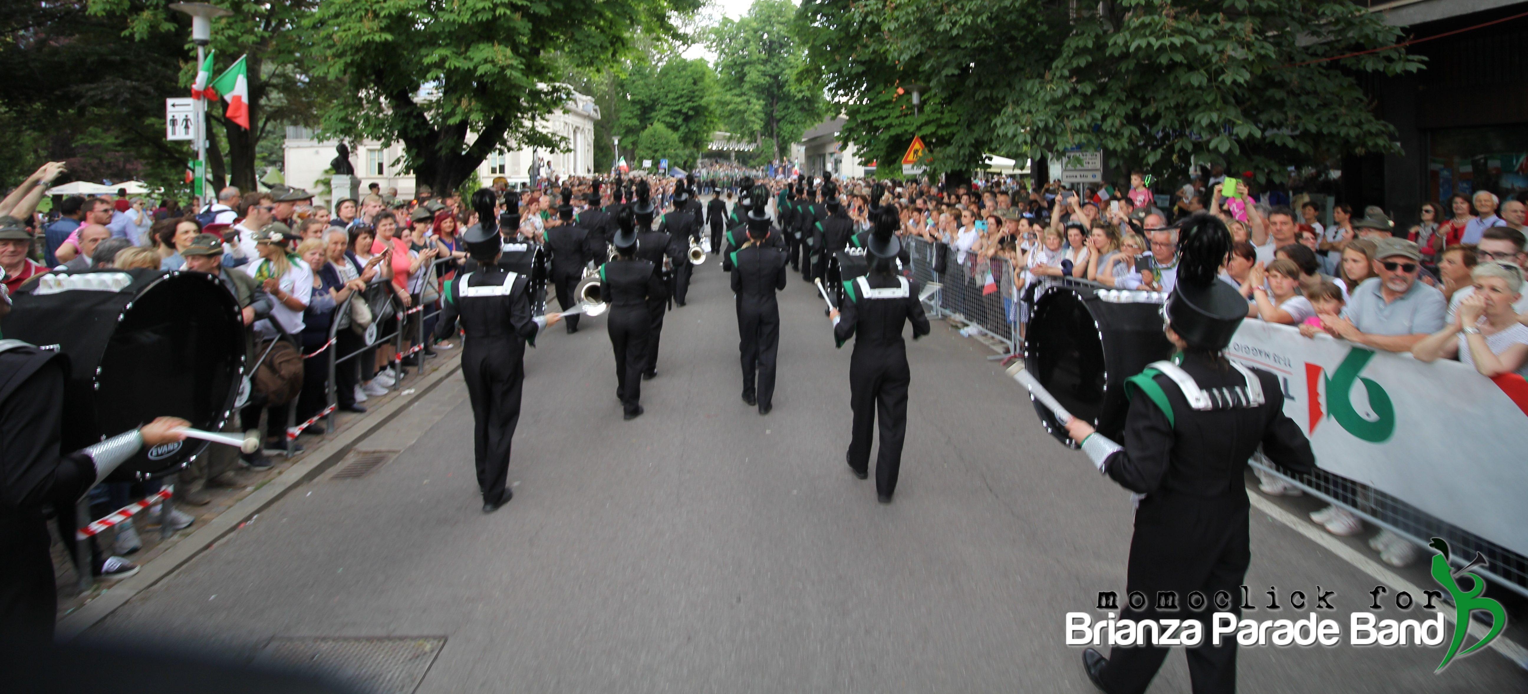 brianza Parade Band trento
