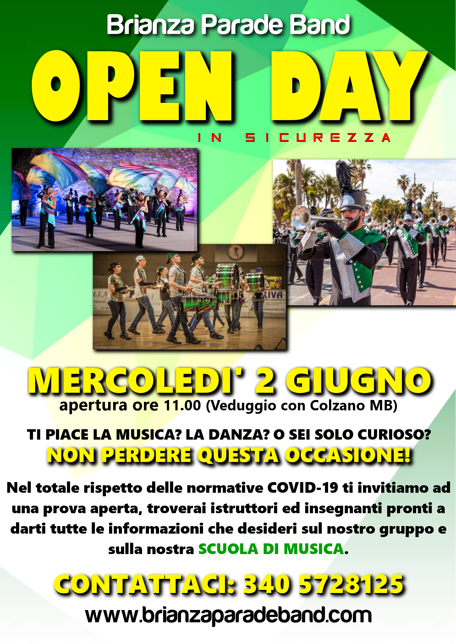 MARCHING BAND VEDUGGIO